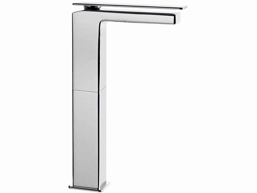 Countertop single handle washbasin mixer without waste PLAYONE 85 - 8514662 - Fir Italia