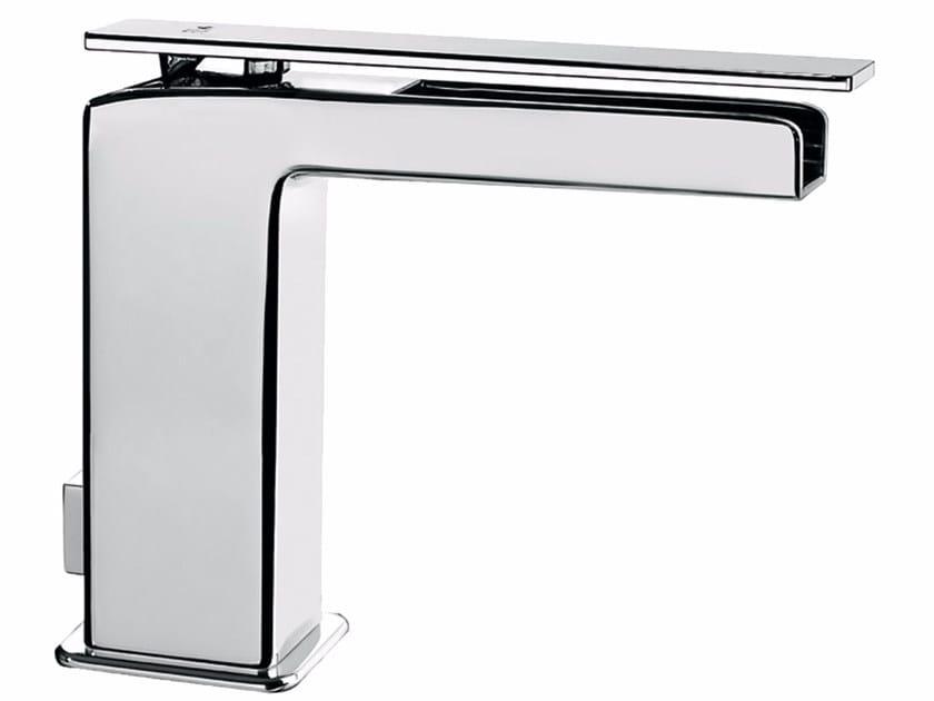 Miscelatore per lavabo / bidet da piano monocomando monoforo PLAYONE 85 - 8514805 - Fir Italia