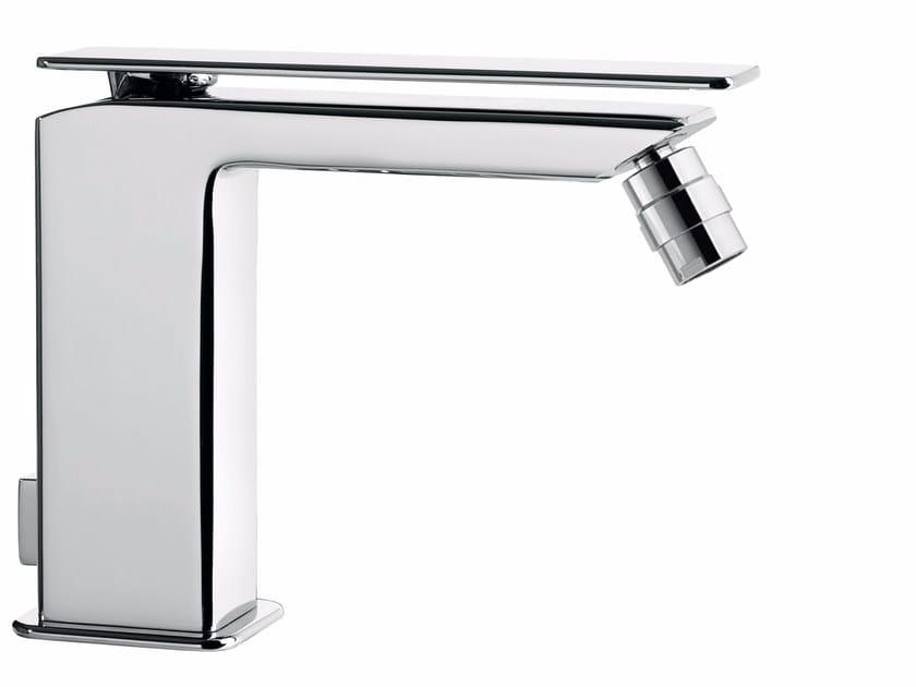 Countertop single handle bidet mixer PLAYONE 85 - 8524455 - Fir Italia
