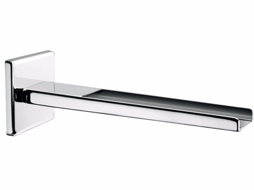 Chrome-plated wall-mounted waterfall spout PLAYONE 85 - 8546312 by Fir Italia