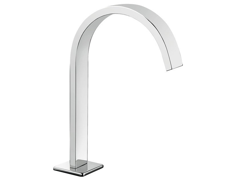 Chrome-plated deck-mounted spout PLAYONE JK 86 - 8615152 by Fir Italia