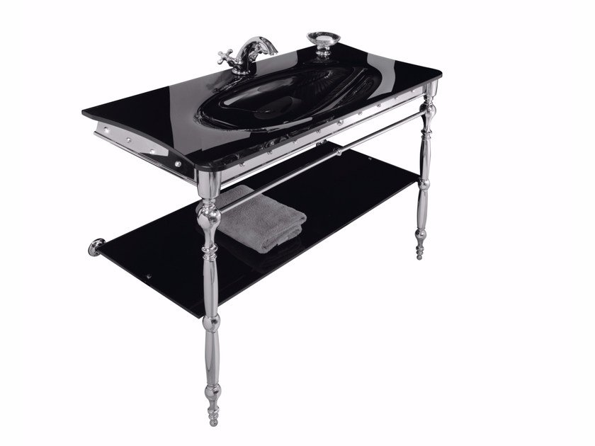 Single console sink PLEIADI SET ONE - LINEAG