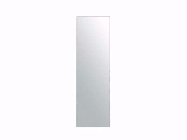 Rectangular wall-mounted bathroom mirror PLUS DESIGN 30 X 100 | Mirror - GALASSIA