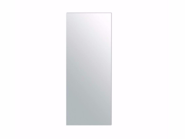 Rectangular wall-mounted bathroom mirror PLUS DESIGN 40 X 100 | Mirror by GALASSIA