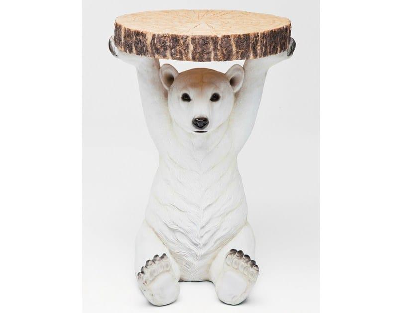 Coffee table for living room POLAR BEAR - KARE-DESIGN