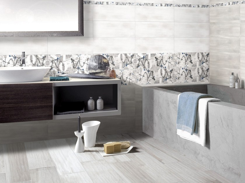 White-paste wall tiles PORCELLANA METROPOLITAN by CERAMICHE BRENNERO