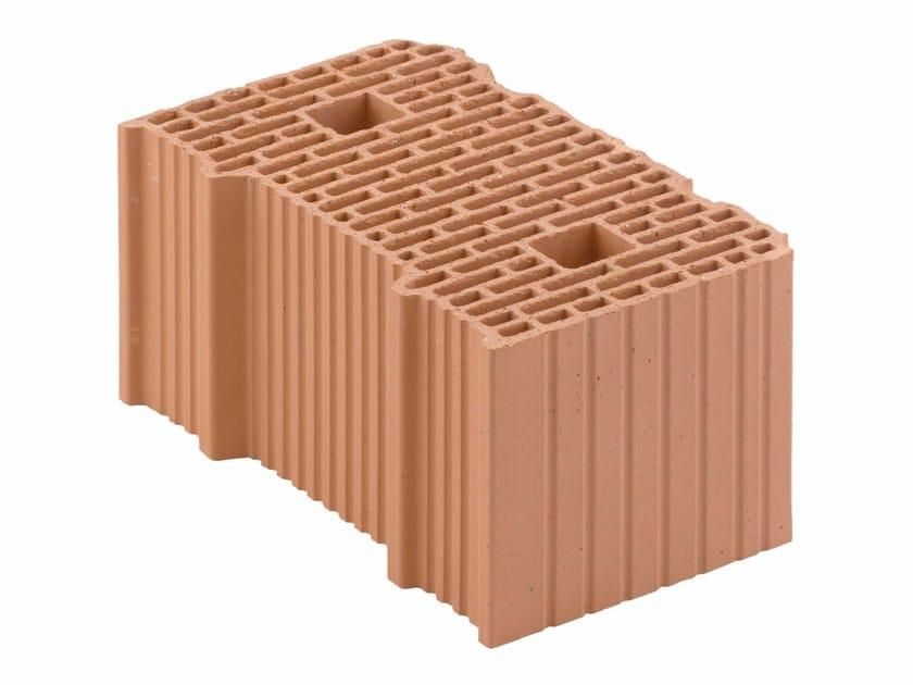 External masonry clay block Porotherm BIO 40-24/19 by Wienerberger