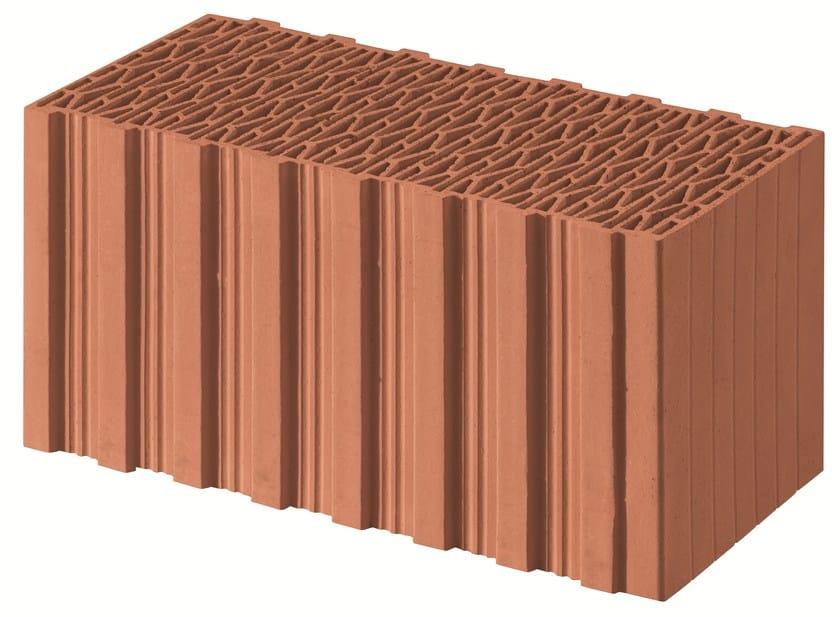 Blocco in laterizio termoisolante Porotherm PLAN 49-24,8/24,9 T - 0,08 - WIENERBERGER