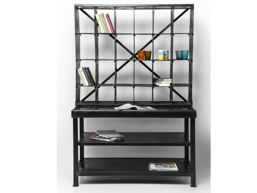 Iron bookcase POSTMAN BIG - KARE-DESIGN