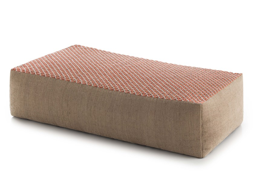Jute pouf RAW | Pouf - GAN By Gandia Blasco