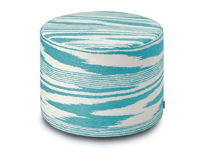 Fabric pouf SAFI | Pouf - MissoniHome