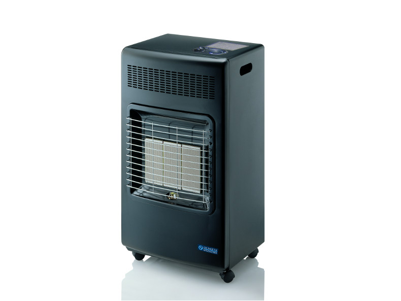 Infrarred catalytic heater PRATICA INFRA/PRATICA INFRA TURBO THERMO - OLIMPIA SPLENDID GROUP