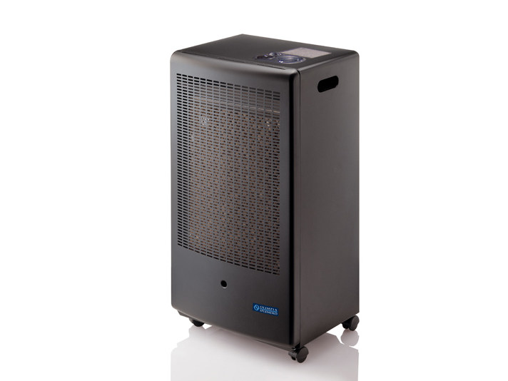 Catalytic heater PRATICA/PRATICA TURBO THERMO by OLIMPIA SPLENDID