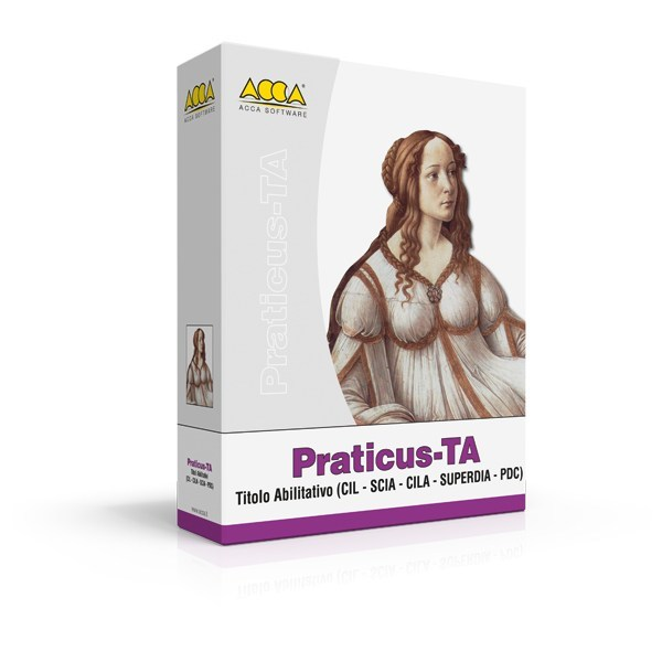 Office management, archiving Praticus-TA - ACCA software