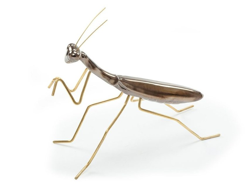 Praying Mantis Gold