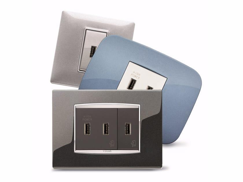 Prese elettriche esterne vimar confortevole soggiorno - Prese elettriche esterne ...