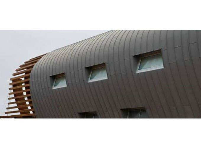 Accessory for roof Preweathered Titanium Zinc - MAZZONETTO