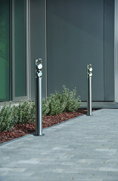 LED bollard light PRINCE FL - BEL-LIGHTING