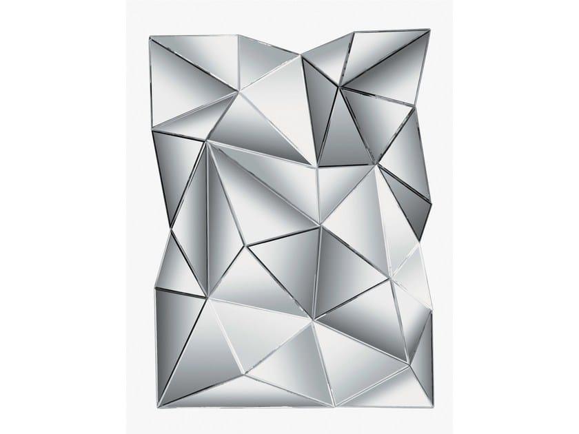 Deco wall-mounted mirror PRISMA | Mirror by KARE-DESIGN