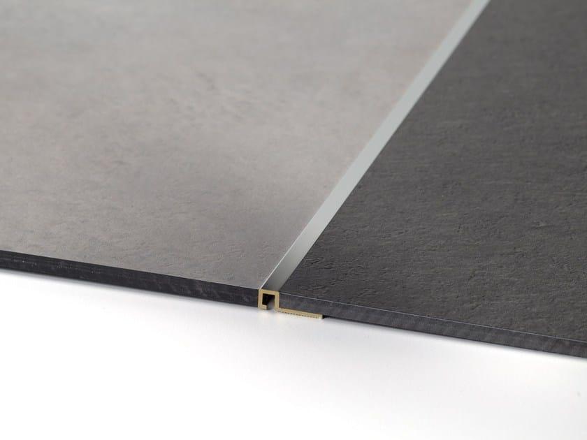Joint for LVT floors PROANGLE Q ZQKN/ by PROFILPAS