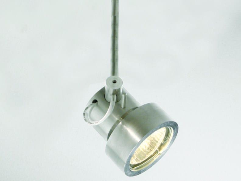 Halogen adjustable aluminium Outdoor floodlight PROCESS - BEL-LIGHTING