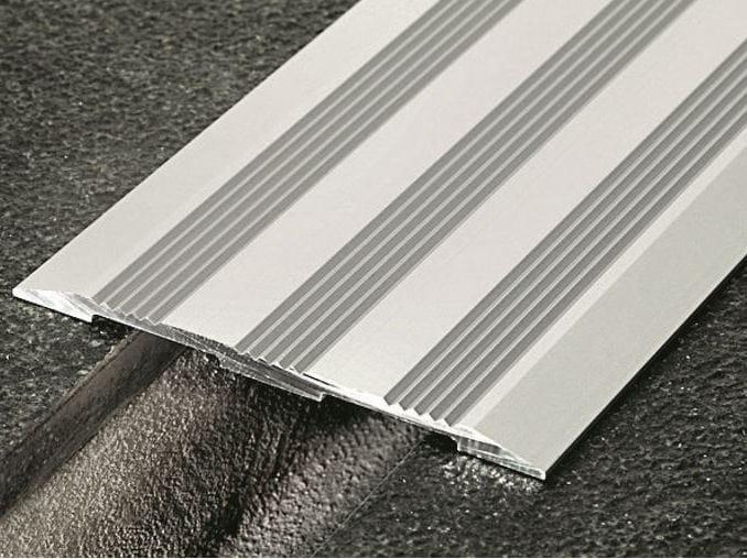 GR/80/SF silver anodised aluminium