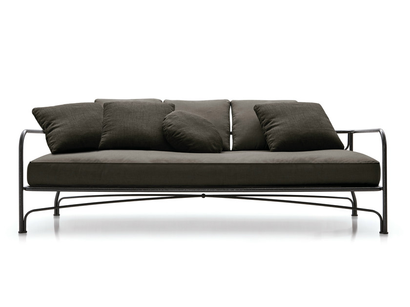 Outdoor sofa LE PARC by Minotti