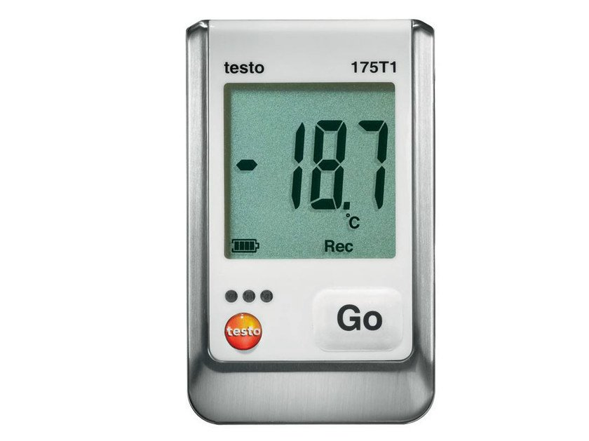 Measurement, control, thermographic and infrared instruments TESTO 175 T1 - TESTO