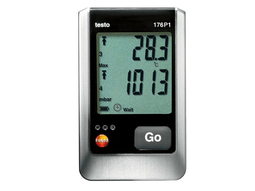 Measurement, control, thermographic and infrared instruments TESTO 176 P1 - TESTO