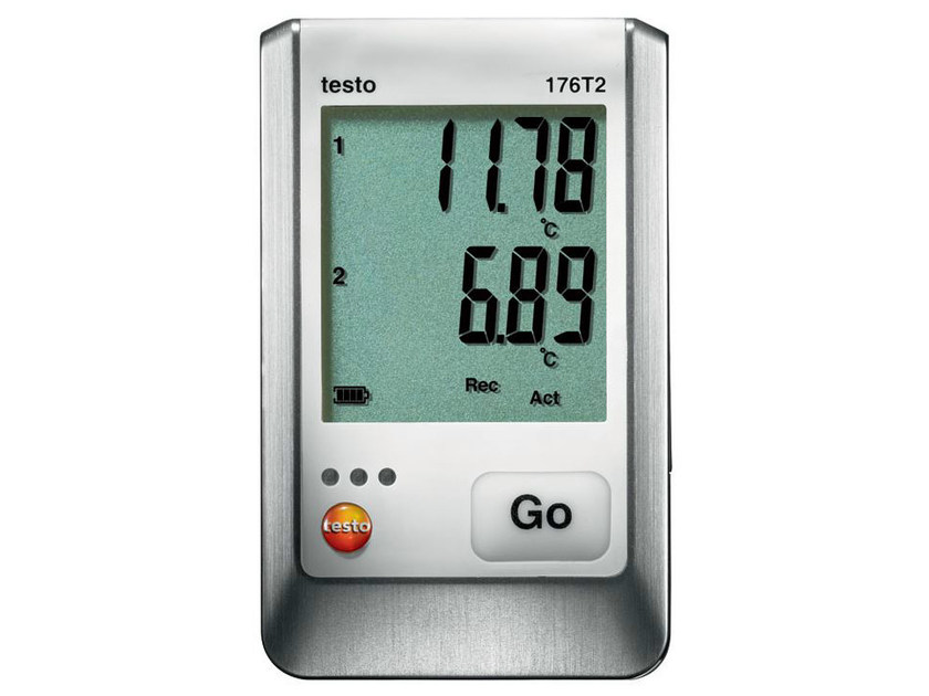 Measurement, control, thermographic and infrared instruments TESTO 176 T2 - TESTO