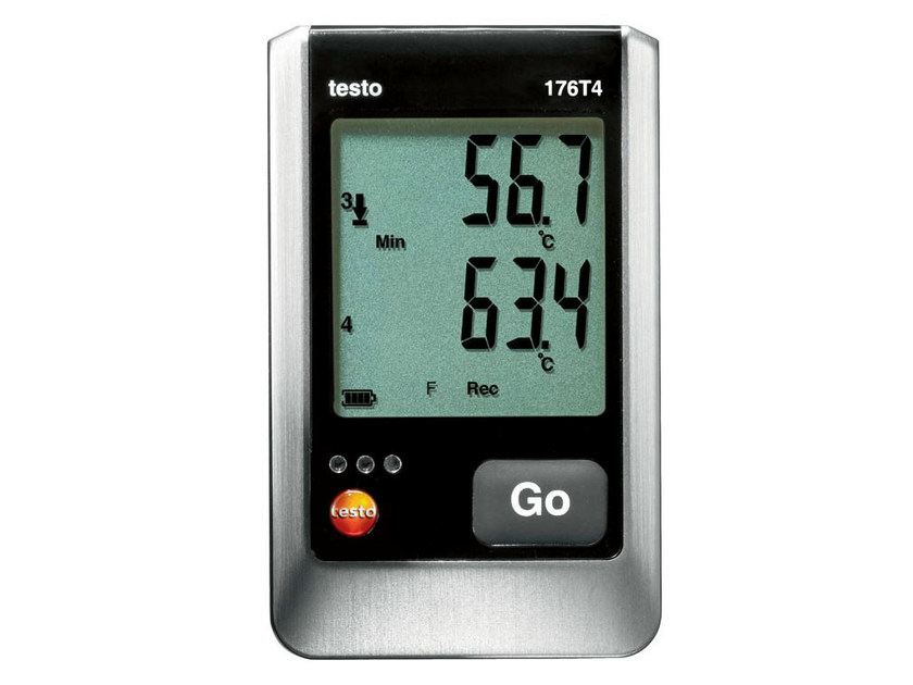 Measurement, control, thermographic and infrared instruments TESTO 176 T4 - TESTO