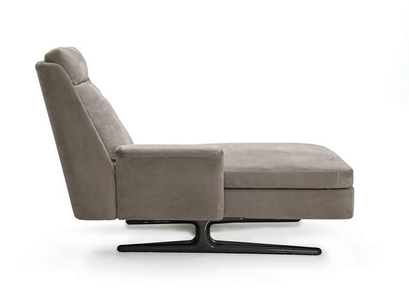 Chaise longue SPENCER - Minotti