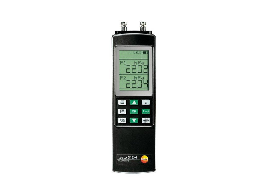 Tightness test TESTO 312-4 KIT - TESTO
