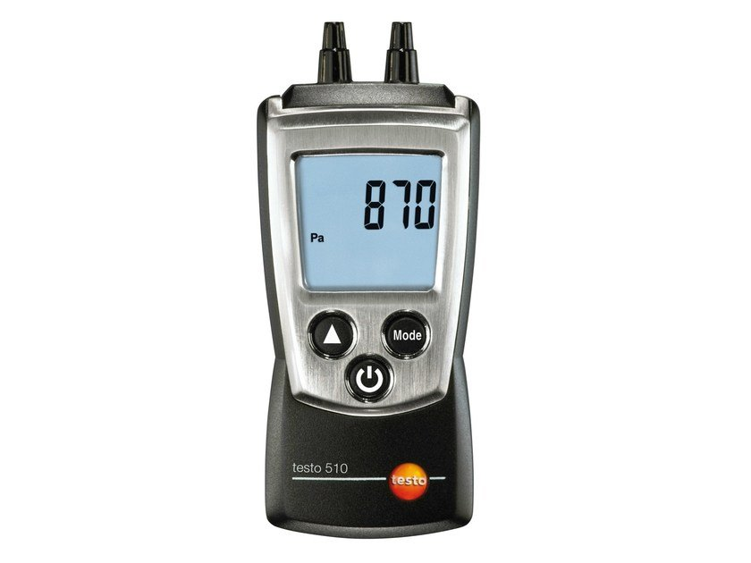 Measurement, control, thermographic and infrared instruments TESTO 510 - TESTO