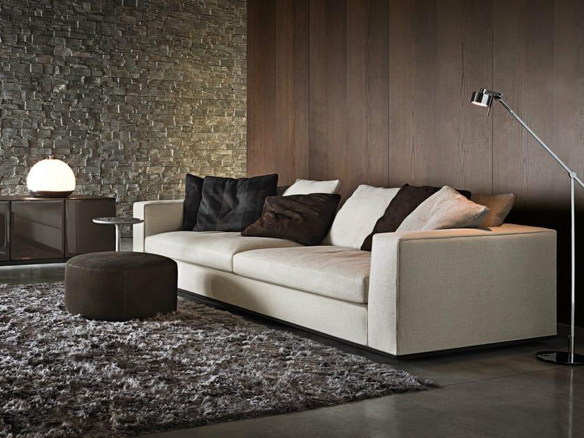 4 er gepolstertes sofa aus aluminium mit abnehmbarem bezug sofa aus stoff serie. Black Bedroom Furniture Sets. Home Design Ideas