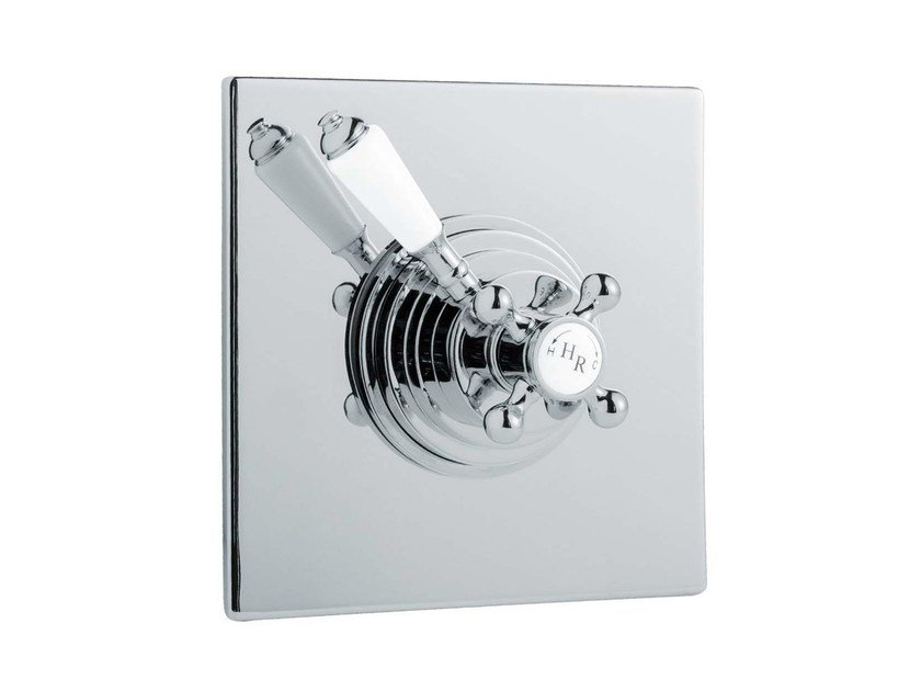 Single handle thermostatic shower mixer KENSINGTON | Single handle thermostatic shower mixer - GENTRY HOME