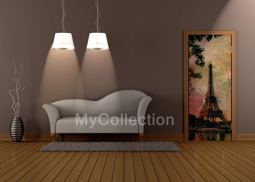 Door sticker PARIS - MyCollection.it
