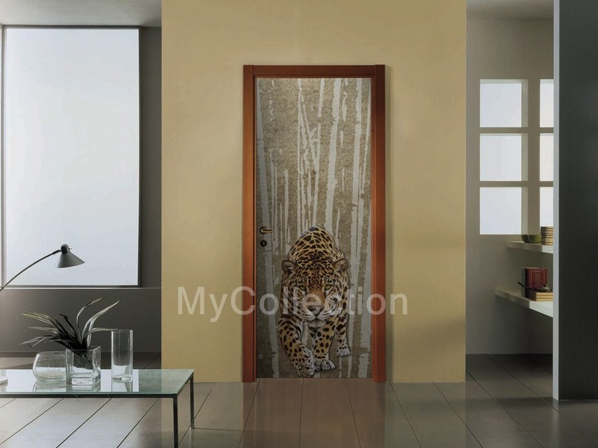 Door sticker Tigre - MyCollection.it