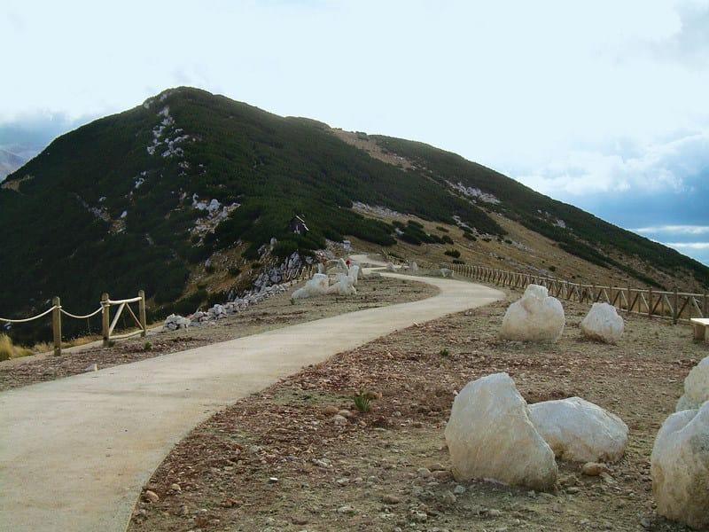 Parco Nazionale della Maiella, Riserva Naturale Feudo Ugni (Abruzzo)