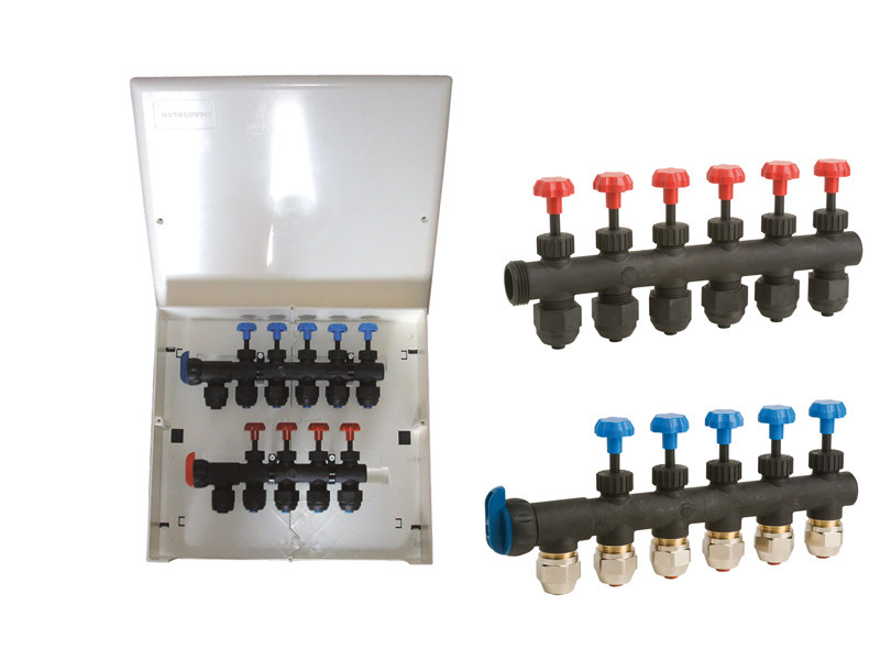 Manifolds for drainage systems SMARTBLOK - PANTHERM