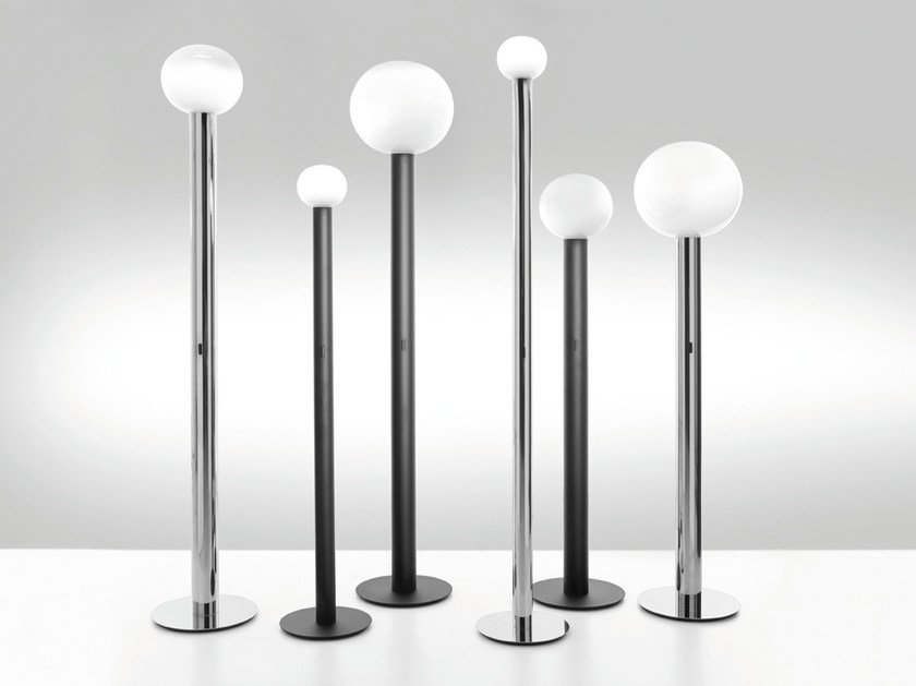 LED aluminium floor lamp LAGUNA | Floor lamp - Artemide