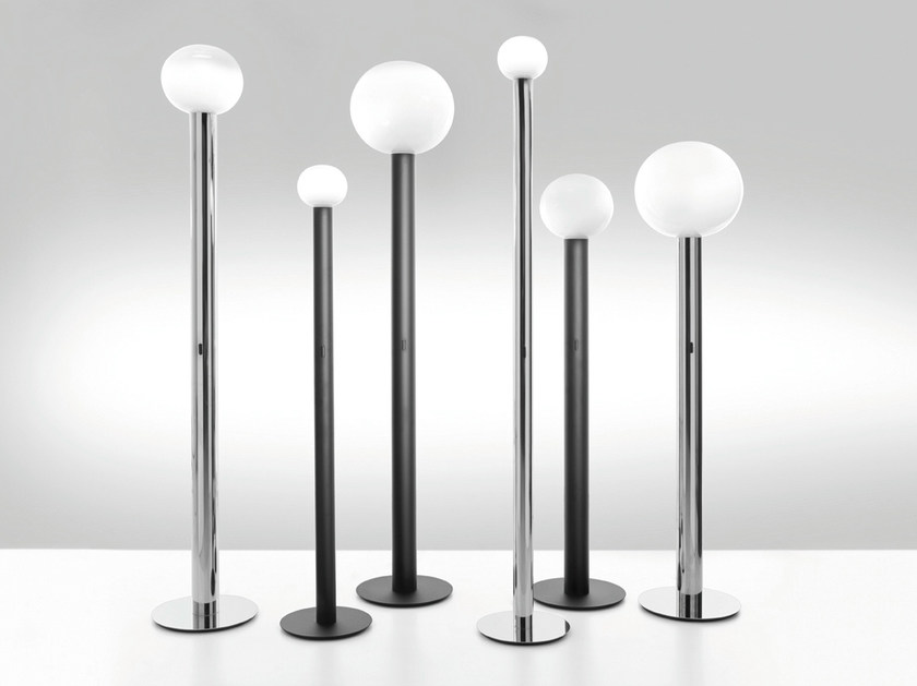 LED aluminium floor lamp LAGUNA | Floor lamp by Artemide