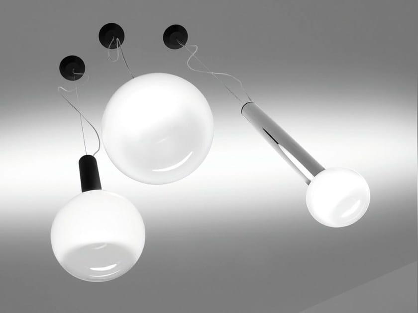 LED aluminium pendant lamp LAGUNA | Pendant lamp - Artemide Italia