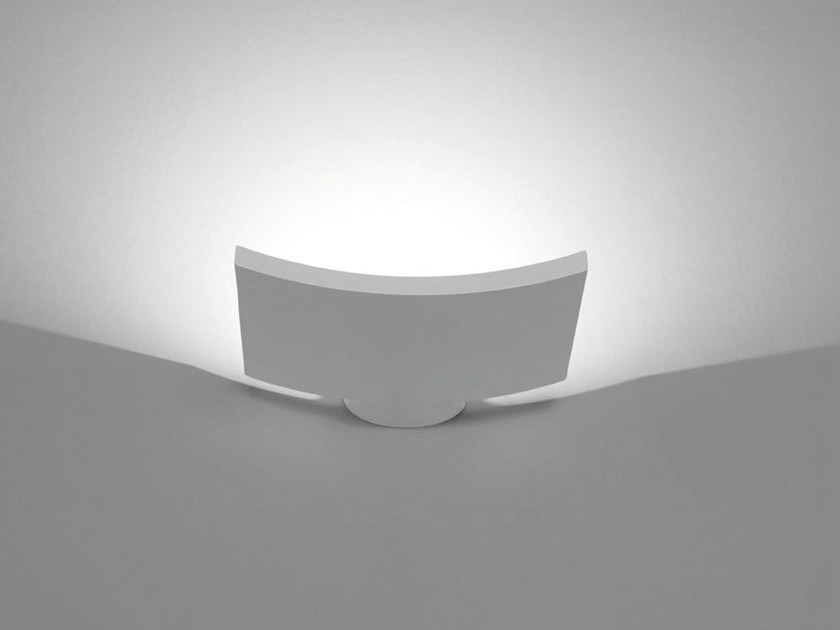 LED indirect light wall lamp MICROSURF - Artemide