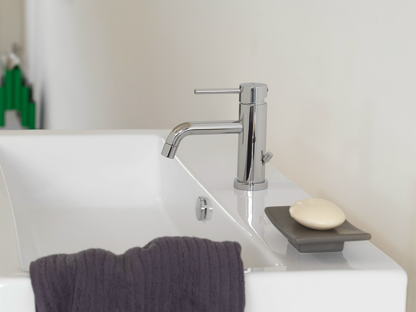Countertop single handle 1 hole washbasin mixer XT | Washbasin mixer - NEWFORM
