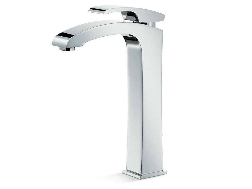 Countertop single handle 1 hole washbasin mixer X-SENSE | Single handle washbasin mixer - NEWFORM