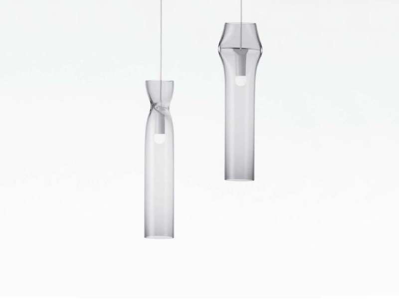 Glass pendant lamp PRESS LAMP | Pendant lamp - Lasvit