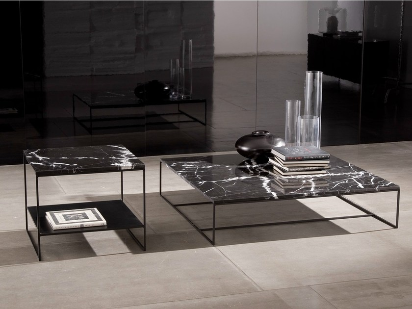Calder Table Basse En Pierre Naturelle By Minotti