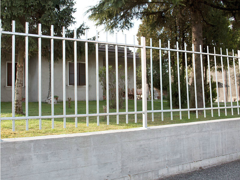 Bar modular iron Fence CILINDRICA - CMC DI COSTA MASSIMILIANO