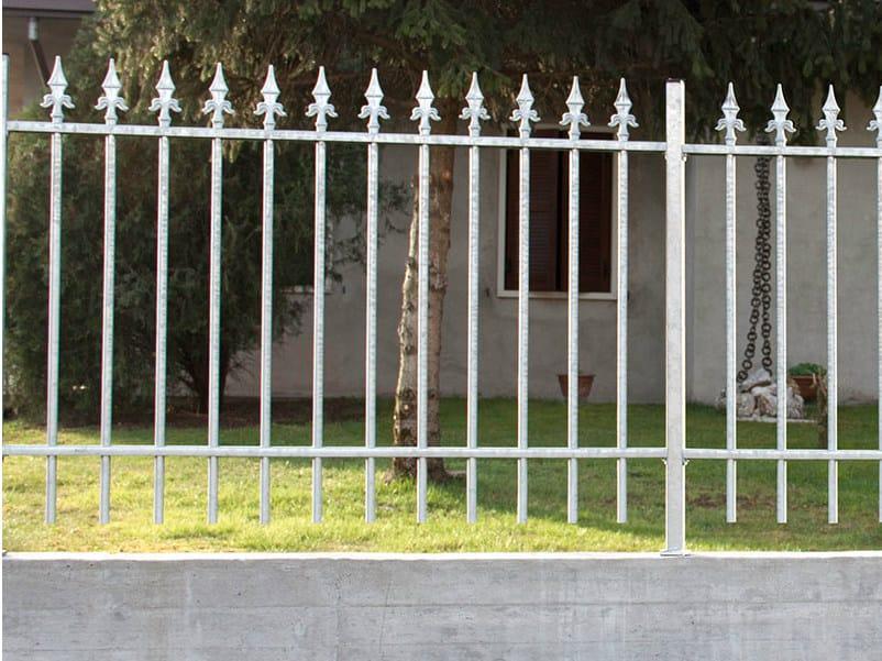 Bar modular iron Fence GIGLIOLA - CMC DI COSTA MASSIMILIANO